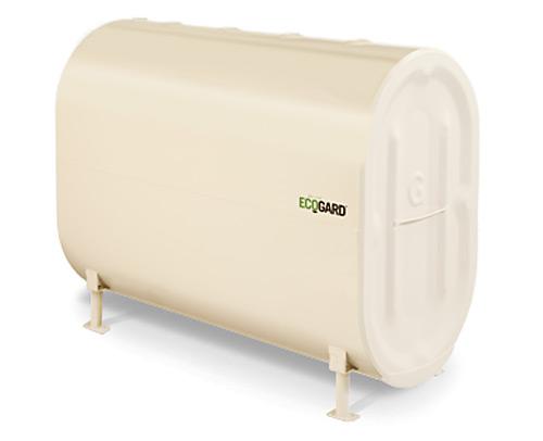 Réservoir à double fond Ecogard